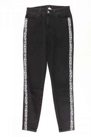 Vila Skinny Jeans Größe W28 schwarz