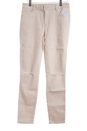 Vila Slim Jeans hellrosa
