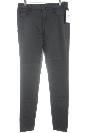 Vila Slim Jeans schwarz Casual-Look