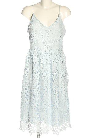 Vila Koronkowa sukienka biały Elegancki