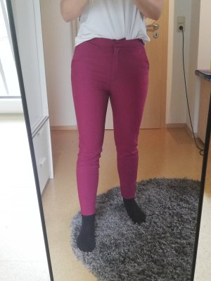 Vila Jersey Pants multicolored polyester
