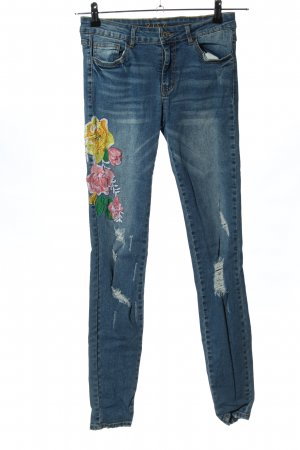 Vila Stretch Jeans mehrfarbig Casual-Look