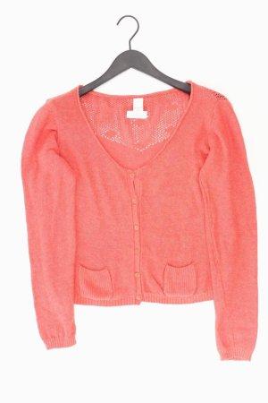 Vila Knitted Cardigan gold orange-light orange-orange-neon orange-dark orange