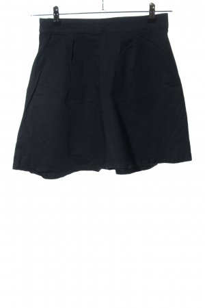 Vila Circle Skirt black casual look