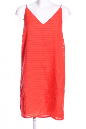Vila Trägerkleid rot Elegant
