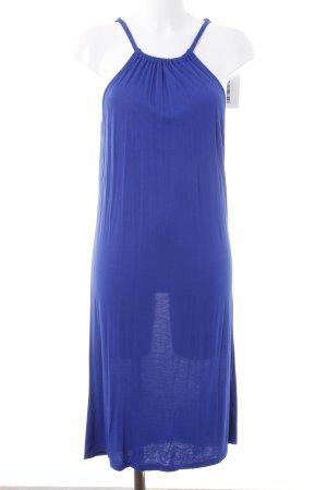 Vila Trägerkleid blau
