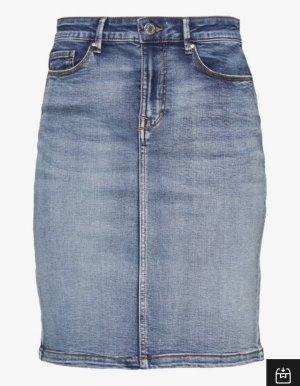 Vila Denim Skirt azure