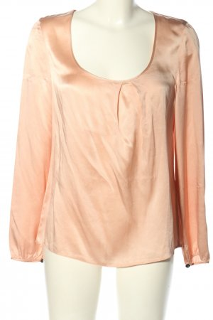 Villa Gaia Blouse brillante rose style d'affaires