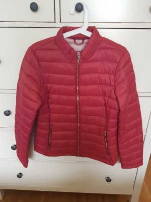 Villa Quilted Jacket raspberry-red-purple