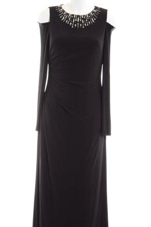 Vince Camuto Abendkleid schwarz Elegant