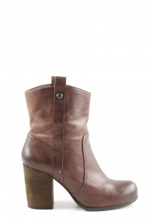 Vince Camuto Ankle Boots braun Casual-Look