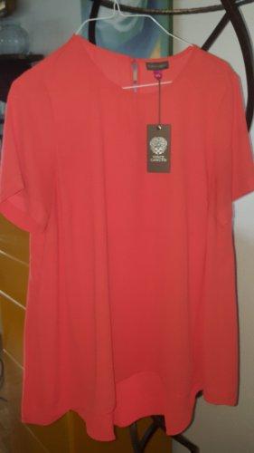 Vince Camuto Bluse orange Gr36/S *neu*