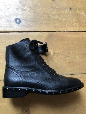 Vince Camuto Aanrijg laarzen zwart