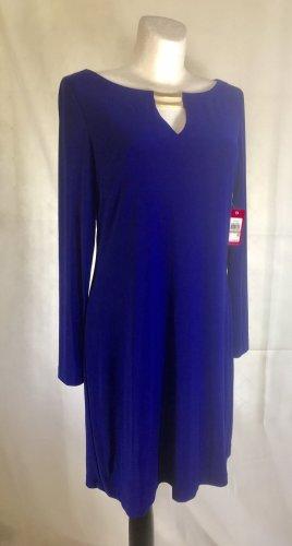 Vince Camuto edles Damen Kleid Blau Neu 42