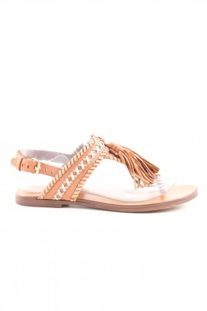 Vince Camuto Flip Flop Sandalen mehrfarbig extravaganter Stil