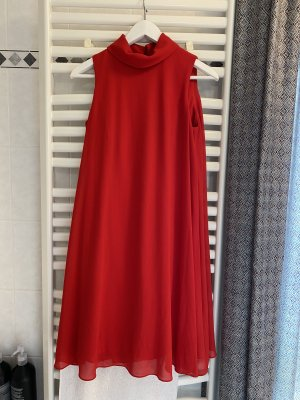 VINCE CAMUTO Rotes Kleid S/4