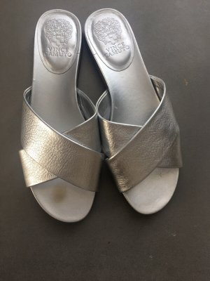 Vince Camuto Comfort Sandals silver-colored