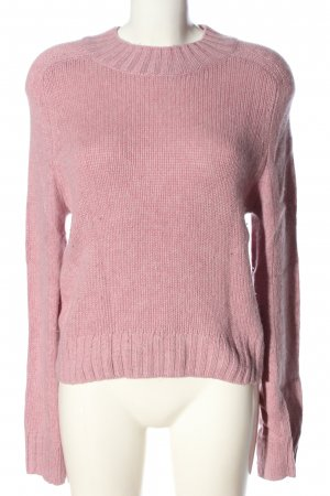Vince Grobstrickpullover pink Casual-Look
