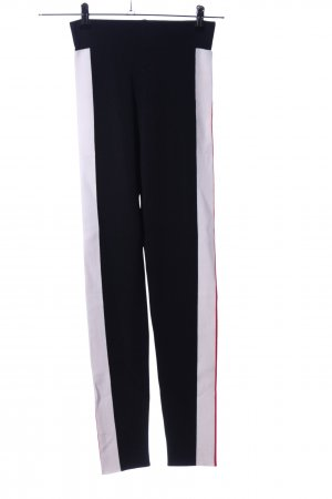 Vince Otto Leggings Streifenmuster Casual-Look