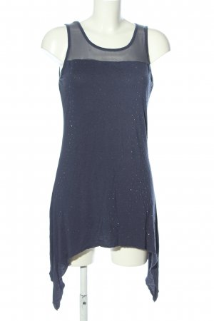 Vince Otto Longtop blau Casual-Look