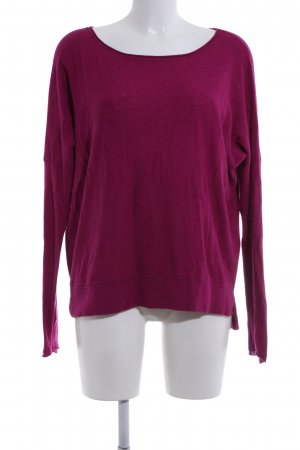 Vince Strickpullover pink Casual-Look