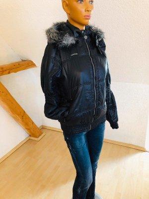 Vingino Jeans Veste d'hiver noir