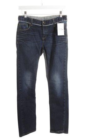 Vingino Jeans Straight-Leg Jeans dunkelblau