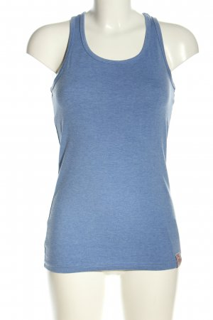 Vingino Jeans Tanktop blau meliert Casual-Look