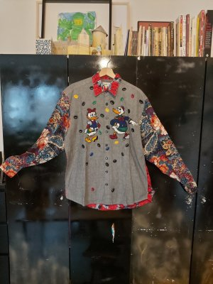 Vintag 80's Hemd