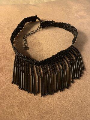 Vintage Necklace black
