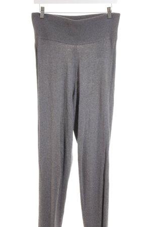 Vintage 55 Pantalon en laine gris style classique