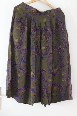 Mayaon Jupes-culottes multicolore acrylique