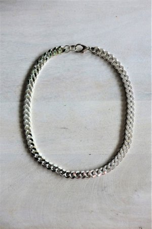 Vintage Ketting zilver