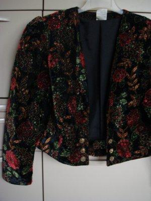 Vintage Giacca tradizionale multicolore