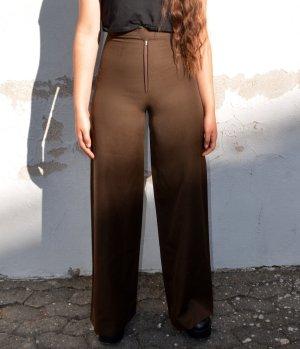 Vintage Pantalon «Baggy» multicolore