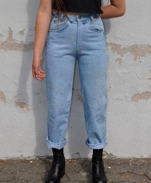 Vintage 80s Wrangler Mom Jeans Gr. 34/32