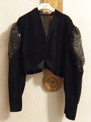 C&A Yessica Boléro noir coton