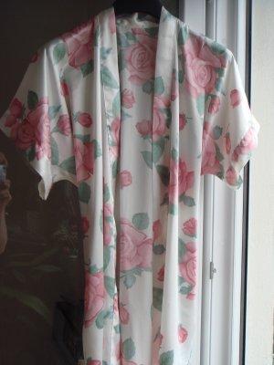 Vintage Badjas veelkleurig Polyester