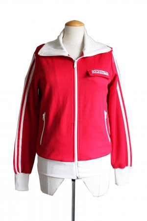 Adidas Sports Jacket white-red