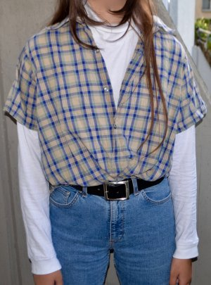 Vintage 90s Flanell Shirt