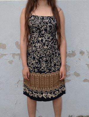 Vintage 90s Sommer Kleid XS/S/M