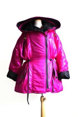 Vintage Oversized Jacket violet-black