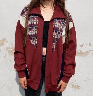 Vintage College Jacket multicolored