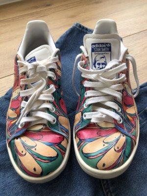adidas stan smith Basket à lacet multicolore