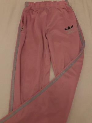 Vintage Adidas Jogging Hose rosa