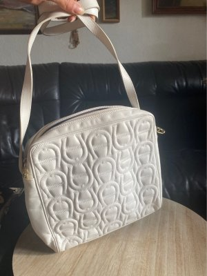 Aigner Crossbody bag white-gold-colored
