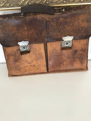 Vintage  Aktentasche  Leder