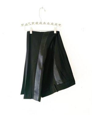 Vintage Pantalon à pinces noir