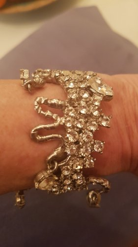 Christian Lacroix Armlet silver-colored