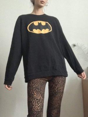 Batman Sweter oversize Wielokolorowy